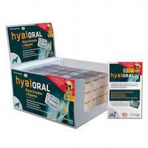 Hyaloral Razas Grandes Y Gigantes Comprimidos Pharmadiet