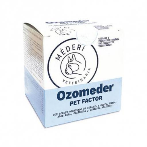 OZOMEDER PET FACTOR **MEDERI** (9 botes)