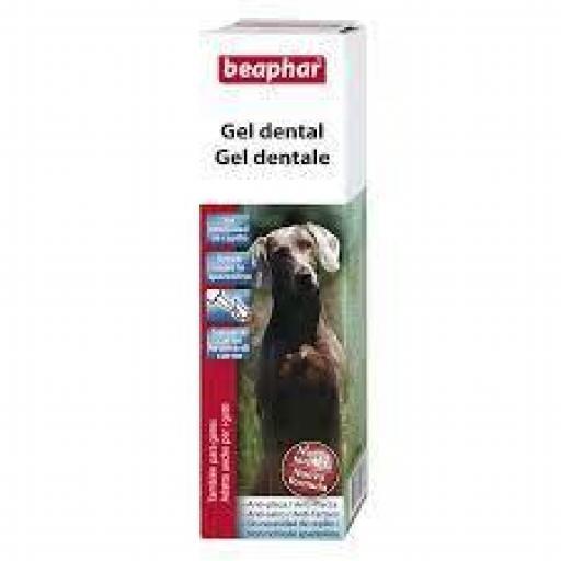 Beaphar Gel Dental 100 grms.