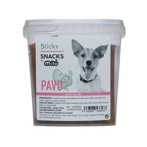 Milu Snack Barritas de Pavo Semi-Humedo