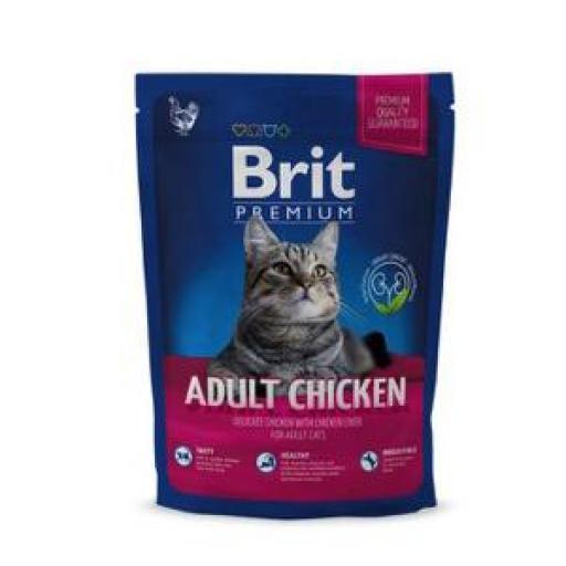 Brit Premium Pollo Pienso Para Gatos