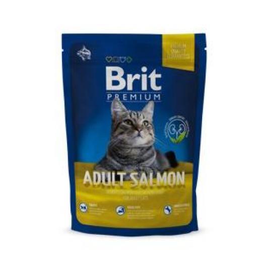 Brit Premium Salmon Pienso Gatos
