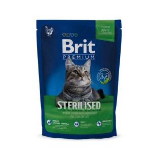 Brit Premium Sterilizados Pienso Gatos