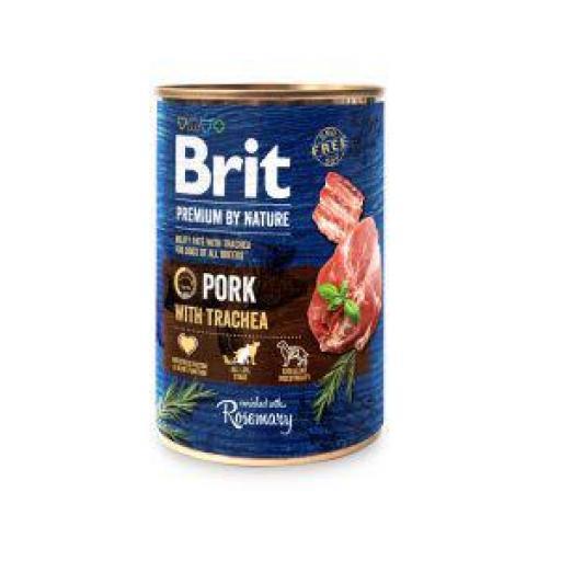 Brit Premium Nature Cerdo Latas Perros