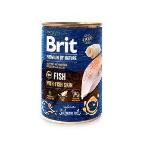 Brit Premium Nature Pescado Latas Perros