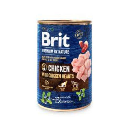Brit Premium Nature Pollo Latas Perros
