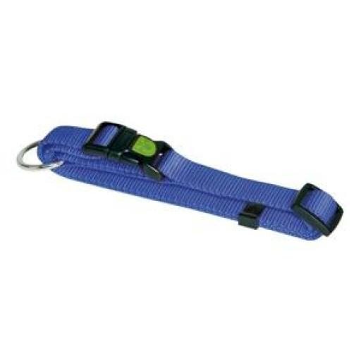Kerbl Collar Miami Azul Regulable