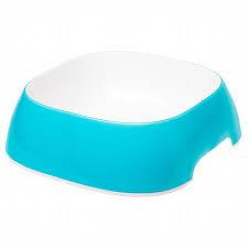 Ferplast Comedero Glam Azul Claro