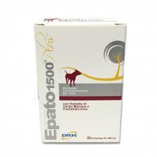 EPATO 1500 32 Compr. Protector Hepático Perro