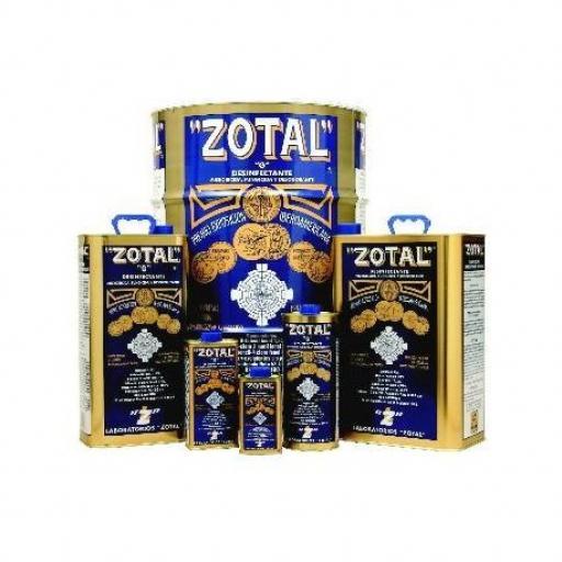 Zotal Desinfectante Tradicional **Válido Coronavirus**