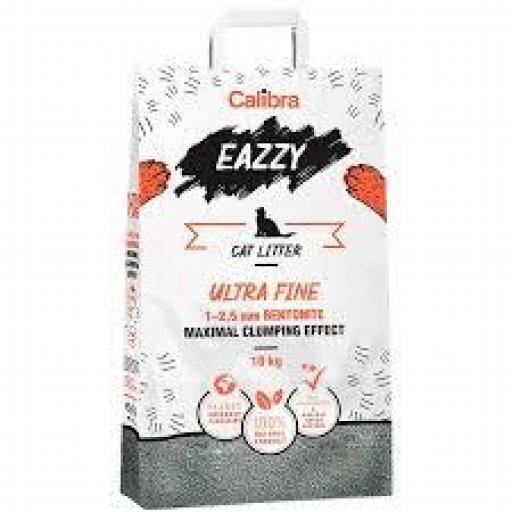 Calibra Eazzy Ultra Fine Arena De Gatos