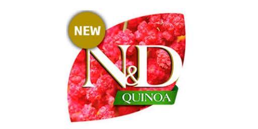 FARMINA N&D GRAIN FREE QUINOA