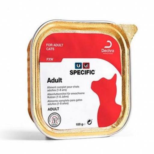 SPECIFIC  Feline FXW Adult (7x100 g)