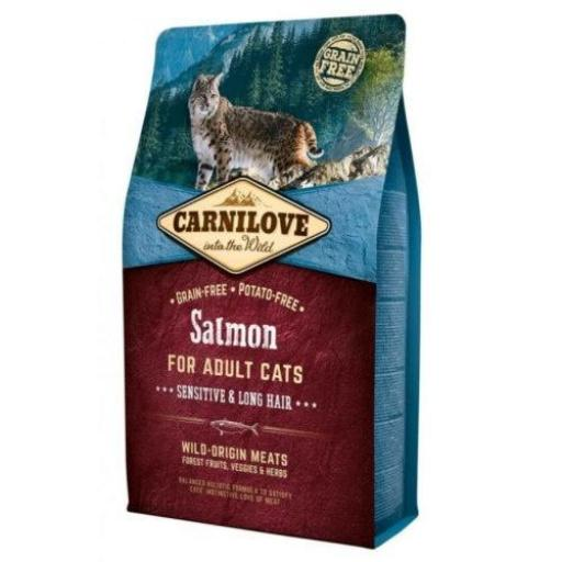 CARNILOVE Feline Salmon Sensitive Grain Free