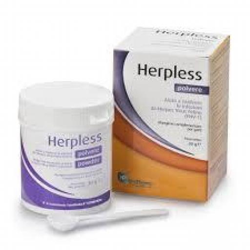 HERPLESS POLVO 120GR
