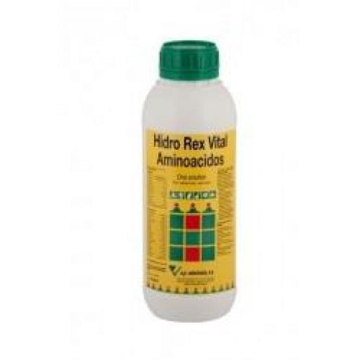 HIDRO REX VITAL 1 Litro (Aminoacidos)