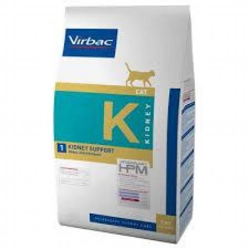Virbac HPM Gato K1 Kidney Support