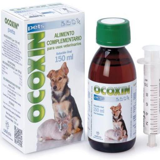 OCOXIN PET S.O. 150 ML.