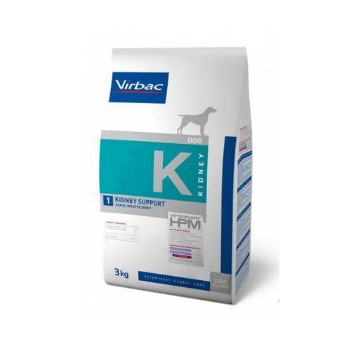Virbac HPM Perro K1 Kidney Support