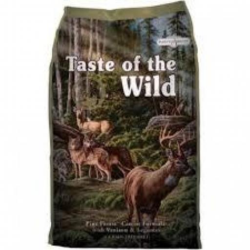 Taste Of The Wild Pino Fores Cordero & Venado (Grain Free)