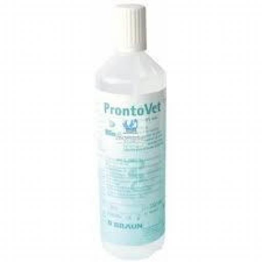 PRONTOVET Solución Limpieza Heridas 350 ml.