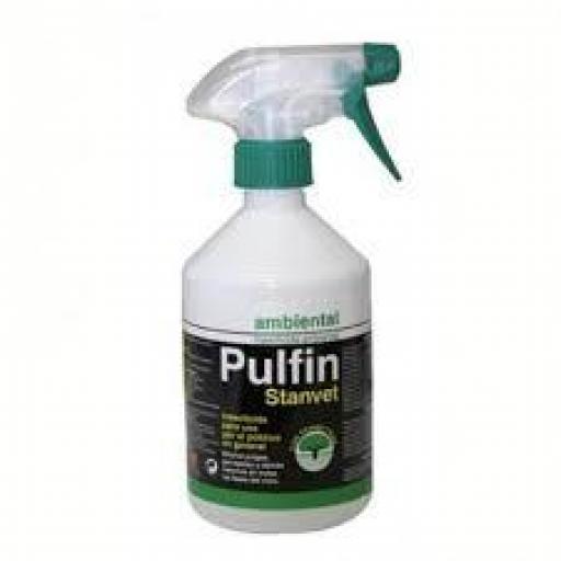 Stanvet Pulfin Ambiental. Insecticida Ambiental