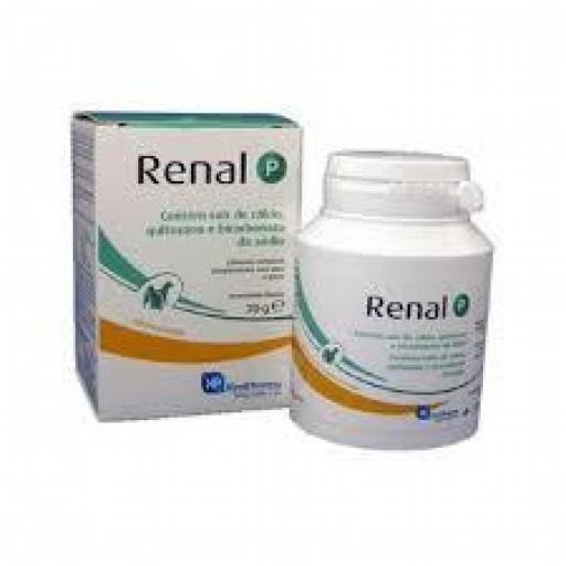 RENAL P Polvo Palatable 70 grms. Función Renal