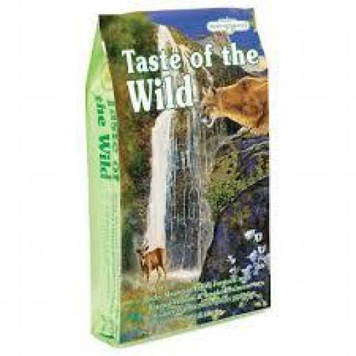 TASTE OF THE WILD Feline Rocky Mountain Grain Free