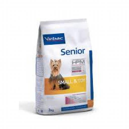 Virbac HPM Senior Dog Small & Toy