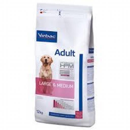Virbac HPM Senior Dog Large & Medium