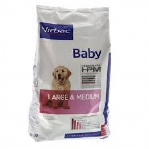 Virbac HPM Baby Dog Large & Medium