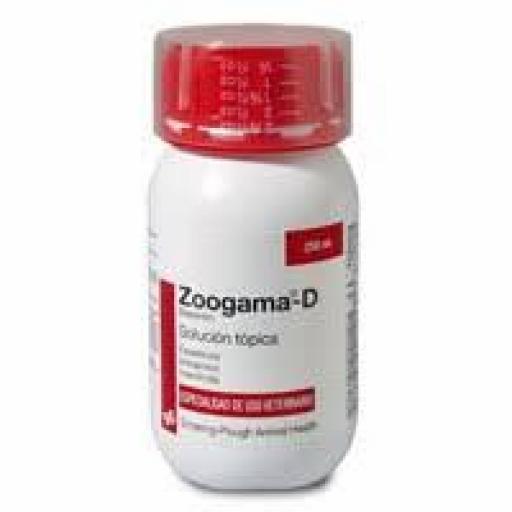 ZOOGAMA-D (Insecticida y Desinfectante)