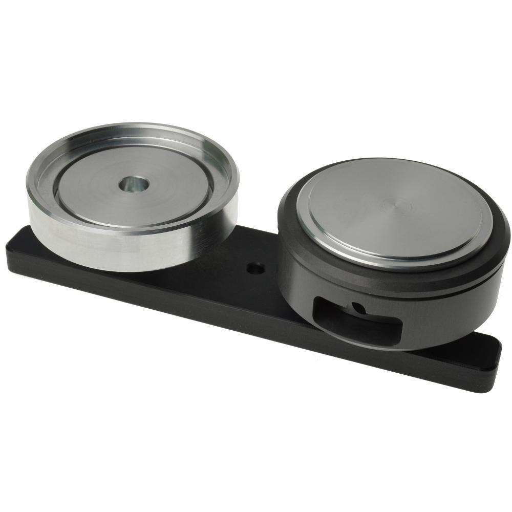 Molde máquina de hacer chapas micro 58 mm