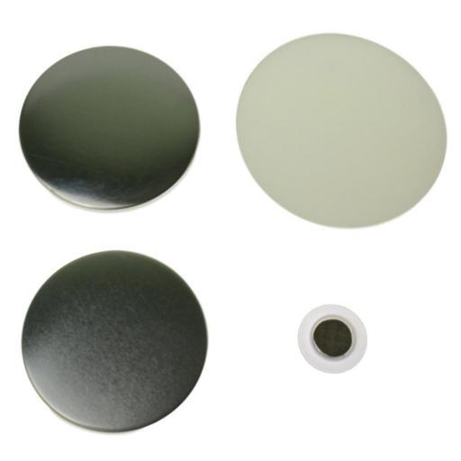Chapas con imán para ropa 38 mm [2]