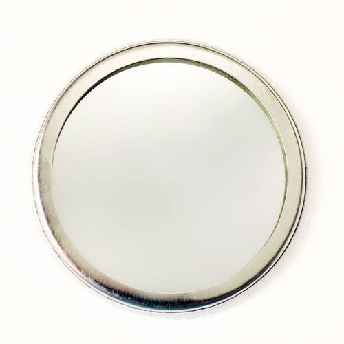 Componentes chapas con espejo 77 mm