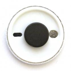 Componentes chapas imán 38 mm