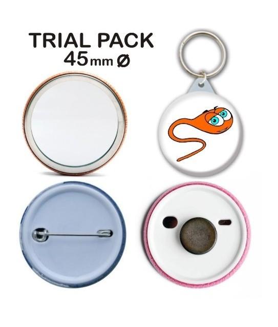 Pack de prueba 45 mm