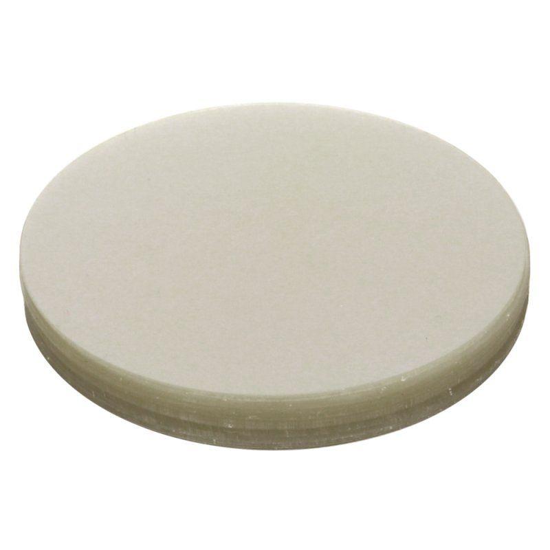 Plástico protector transparente  25 mm