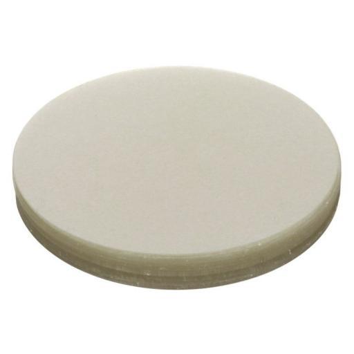 Plástico protector transparente  58 mm [0]