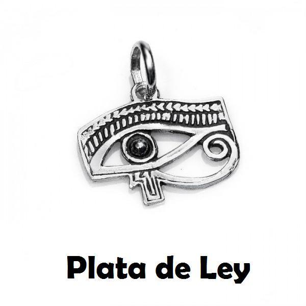Colgante ojo Horus en plata