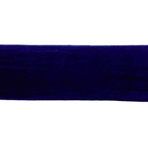 Turbante espuma azul marino