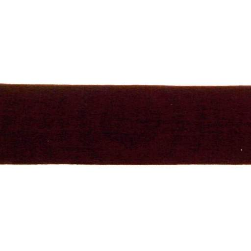 Turbante espuma marrón [0]