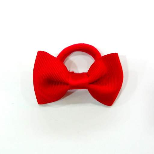 Goma lazo rojo mediano