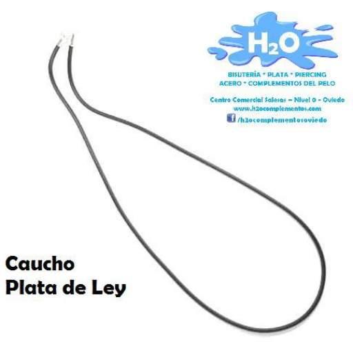 Cordón caucho 40 cm