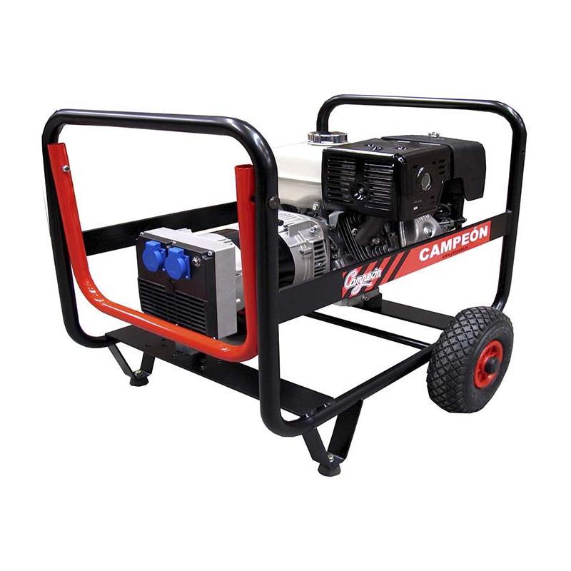Generador  Motor Honda 4t GH5000M AVR 9cv 270cc