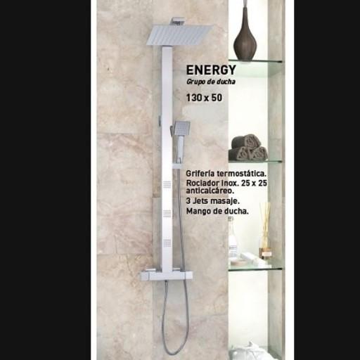 COLUMNA DE DUCHA ENERGY de OASIS