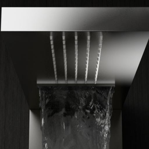 COLUMNA DUCHA HIDROMASAJE MIZU de H2O [3]