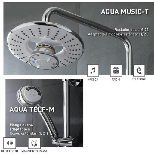 AQUA MUSIC/ TELF de OASIS