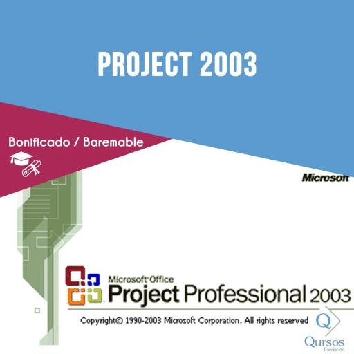 Project 2003 - 30 Horas [0]