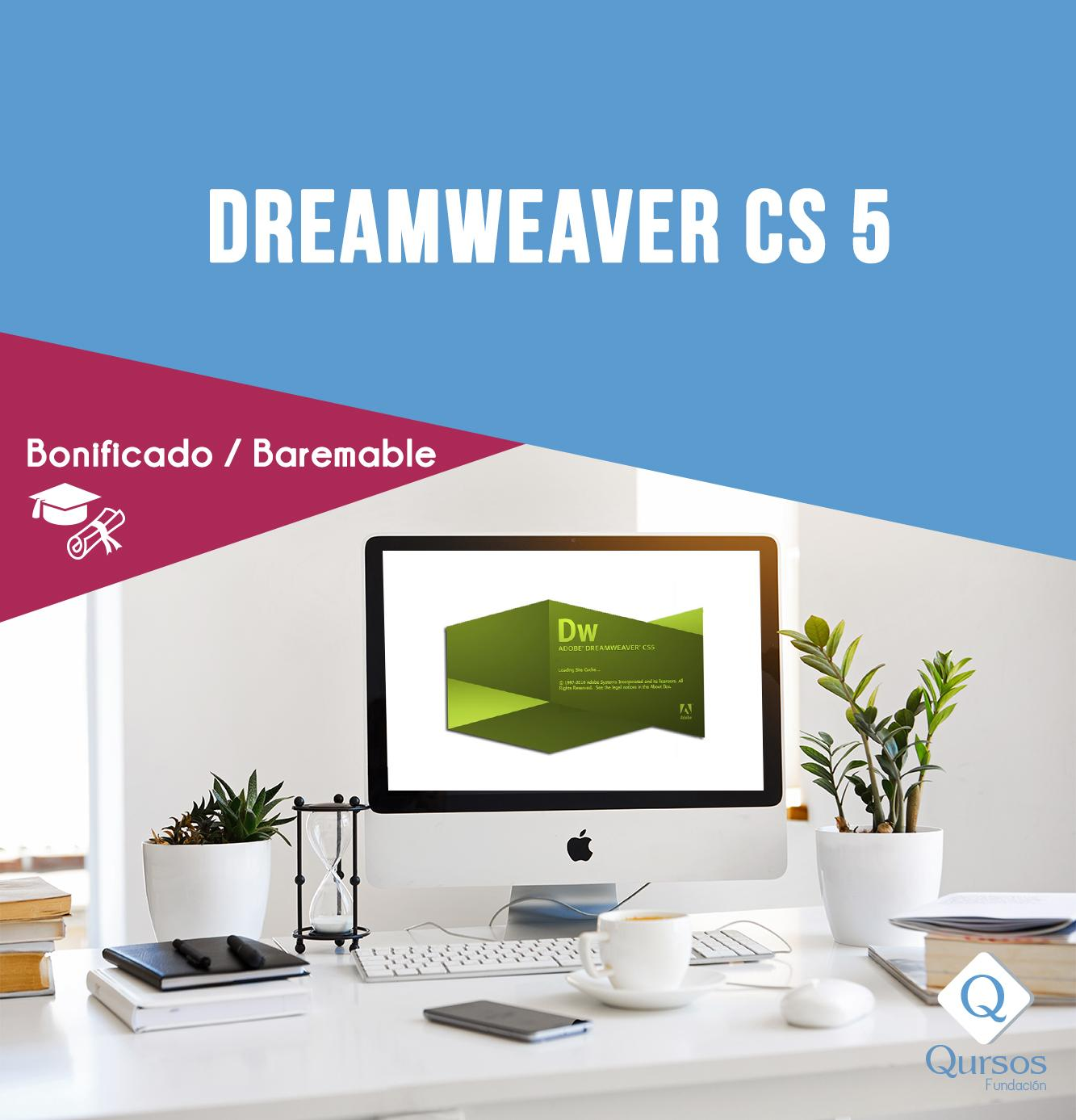 Dreamweaver CS 5 - 40 Horas